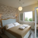 Ikion hotel standard double room with sea view