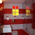 Ikion hotel Suite / Family room 41 bathroom