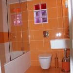 Ikion hotel Suite / Family room 40 bathroom